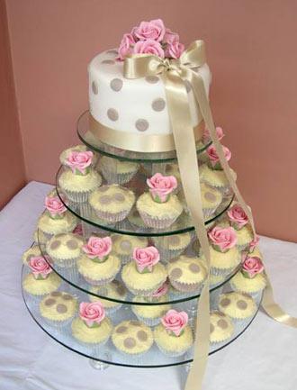 13 1 - کیک فنجانی یا کاپ کیک (Cup Cake)