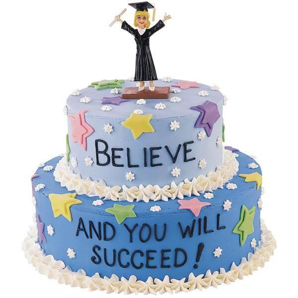 14 graduation cake ideas 1 - 10 ایده کیک جشن فارغ اتحصیلی