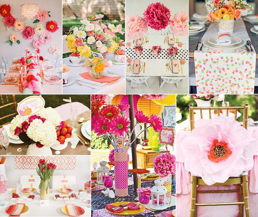 2 - چگونه یک مهمانی کوچک برای تولد مادر خود ترتیب دهیم؟