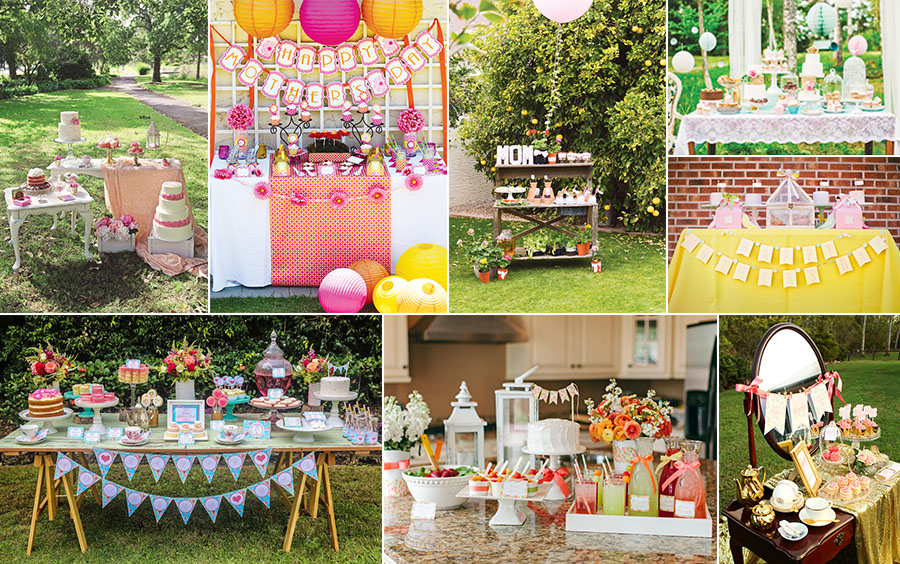 3 copy - چگونه یک مهمانی کوچک برای تولد مادر خود ترتیب دهیم؟