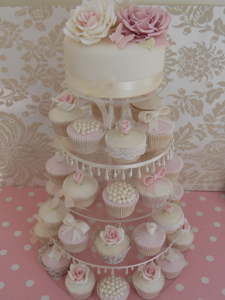 7 1 - کیک فنجانی یا کاپ کیک (Cup Cake)