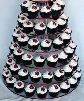 8 1 1 - کیک فنجانی یا کاپ کیک (Cup Cake)