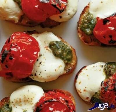Finger Food Recipes 12 - طرز تهیه فینگر فود در انوع مختلف