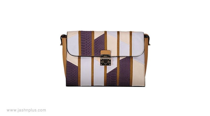 Printed hand bag for women - مدل جذاب و دوست داشتنی کیف زنانه برای میهمانی
