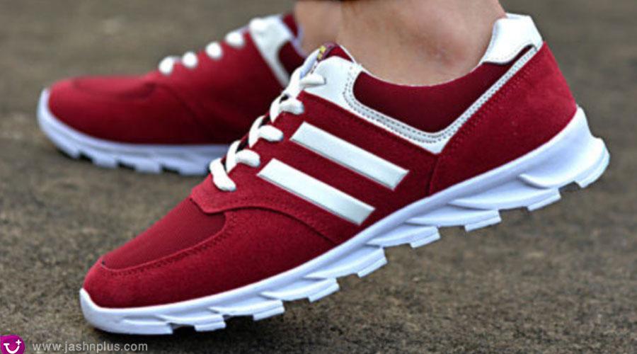 The Running Sneaker - نکته ضروری برای مردان خوش تیپ امروزی (کفش مناسب مردانه)