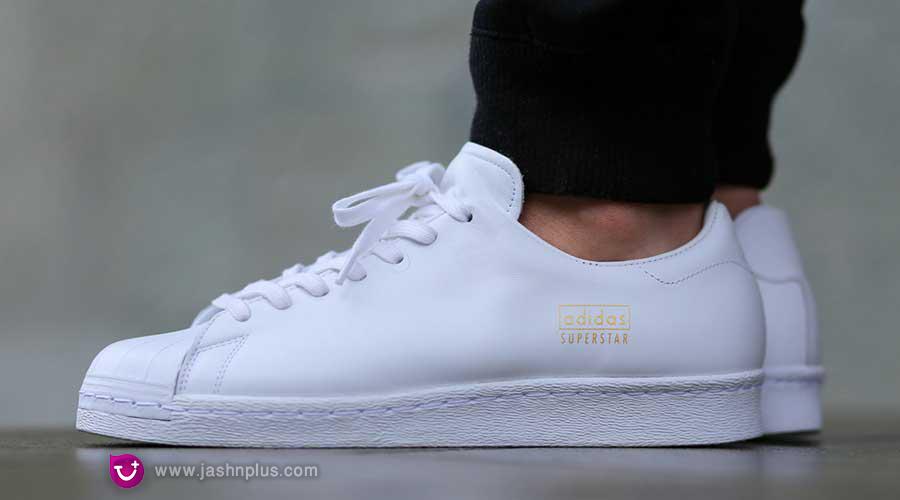 The White Low Top Trainer - نکته ضروری برای مردان خوش تیپ امروزی (کفش مناسب مردانه)