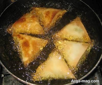 bandari Sambuca recipe 7 - طرز تهیه سمبوسه بندری فوق العاده لذیذ و خوشمزه