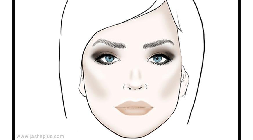 countoring - مدل آرایش شما در میهمانی چه چیزی دربارهتان میگوید؟