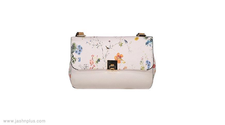 floral bag for women 1 - مدل جذاب و دوست داشتنی کیف زنانه برای میهمانی