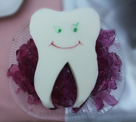 holiday teeth7 e2 - جشن دندونی و ایدههایی برای برگزاری مراسم جشن دندونی