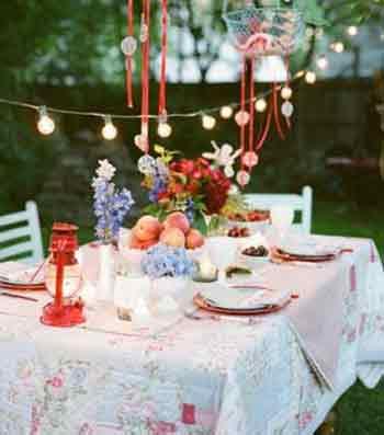 hou2730 - ایده های تازه برای مهمانی های تابستانی