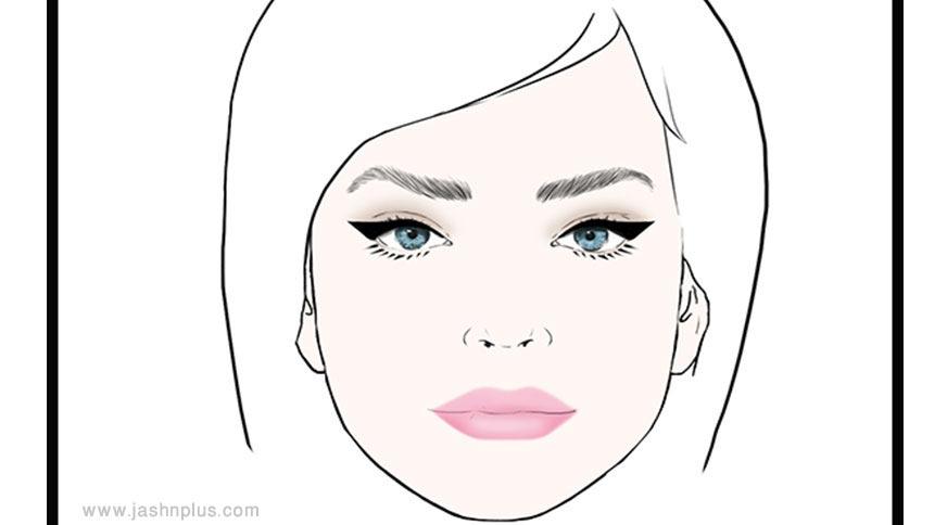 make up tips - مدل آرایش شما در میهمانی چه چیزی دربارهتان میگوید؟