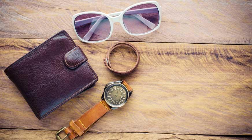 men accessories - خوشتیپ و متفاوت شدن با هشت نکته