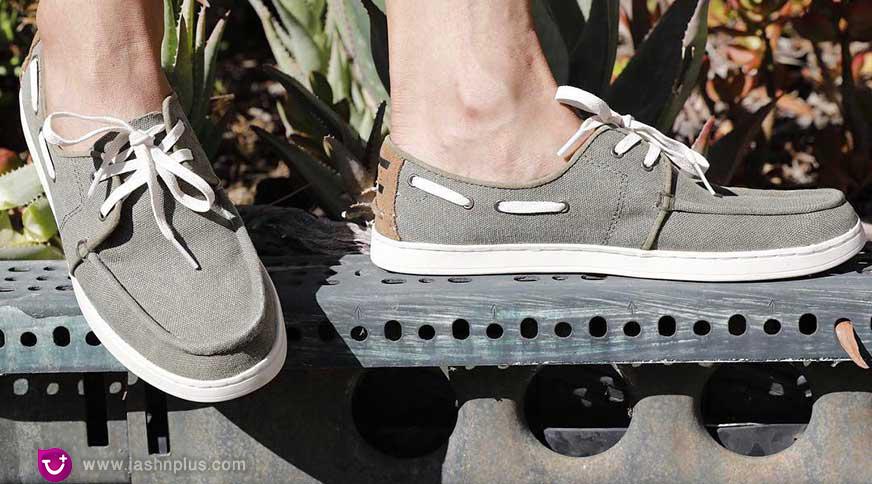 men boat shoes - پیشنهاد کفش مردانه برای تابستان و شرکت در میهمانی های تابستانه