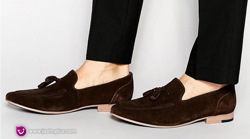 men brown loafers - پیشنهاد کفش مردانه برای تابستان و شرکت در میهمانی های تابستانه