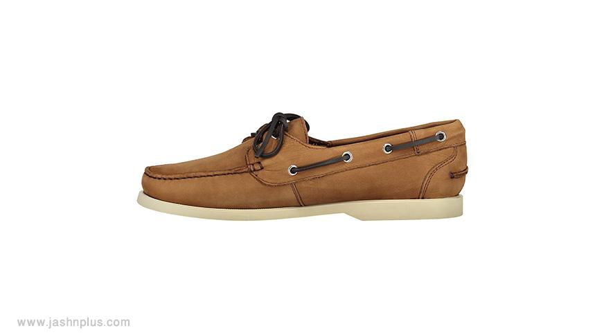 men brown shoes - اسپرت و خوشتیپ برای دور همی دوستانه