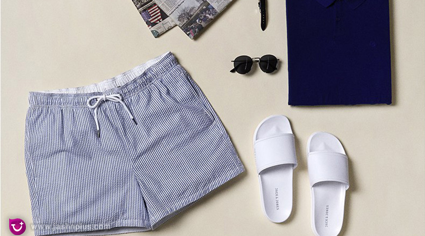 men slides - پیشنهاد کفش مردانه برای تابستان و شرکت در میهمانی های تابستانه
