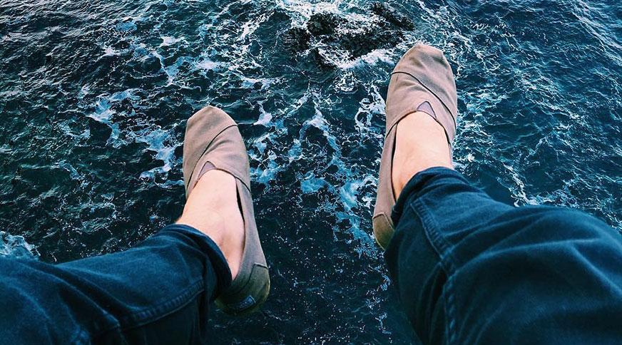 men toms shoes style - پیشنهاد کفش مردانه برای تابستان و شرکت در میهمانی های تابستانه