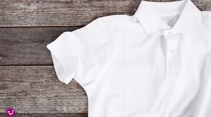 men white polo shirt - مدل های لباس مردانه و اکسسوری جذاب برای میهمانی