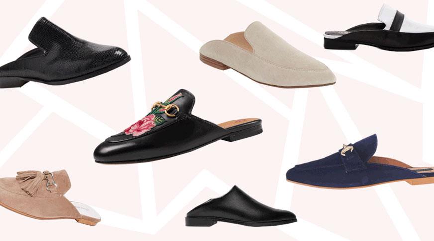 mules sandals trend 2017 - مدل صندل زنانه و کفش تابستانی برای میهمانی