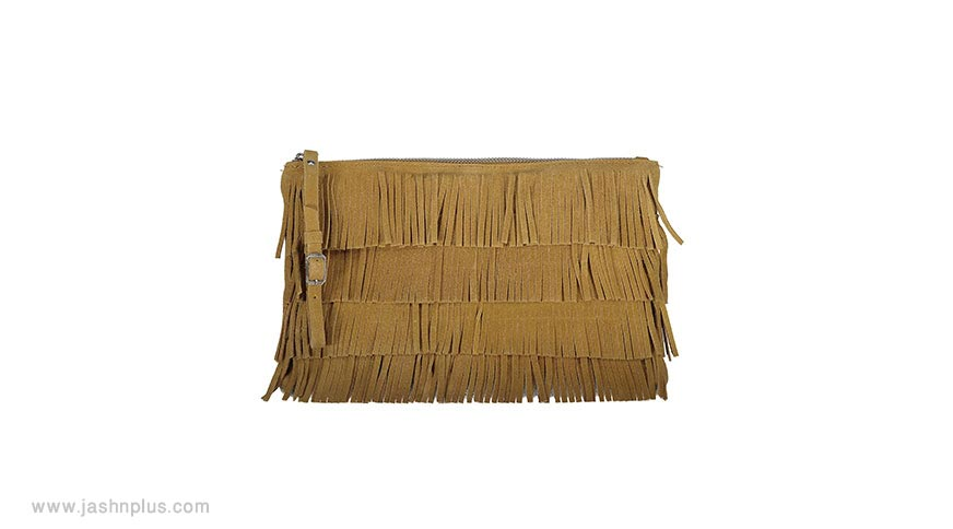 mustard bag women 1 - مدل جذاب و دوست داشتنی کیف زنانه برای میهمانی