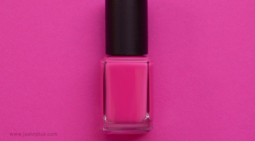 nen pink nail polish - کدام رنگ لاک برای پوست شما در میهمانی جذاب تر است؟