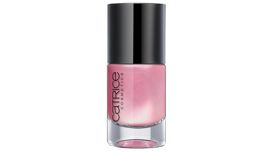 pink nail polish - مدل ناخن هیجان انگیز برای میهمانی
