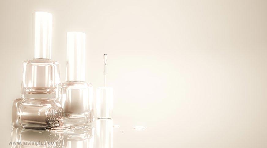 sand nail polish - کدام رنگ لاک برای پوست شما در میهمانی جذاب تر است؟