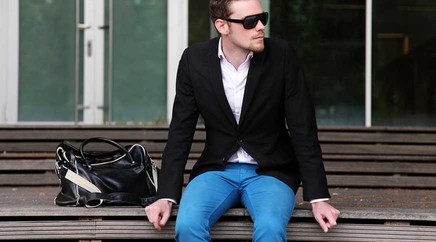 stylish men secrets - مدل های لباس مردانه و اکسسوری جذاب برای میهمانی