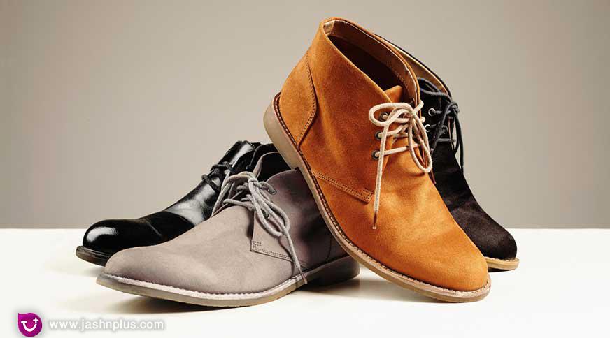 types of men boots - مدل های لباس مردانه و اکسسوری جذاب برای میهمانی