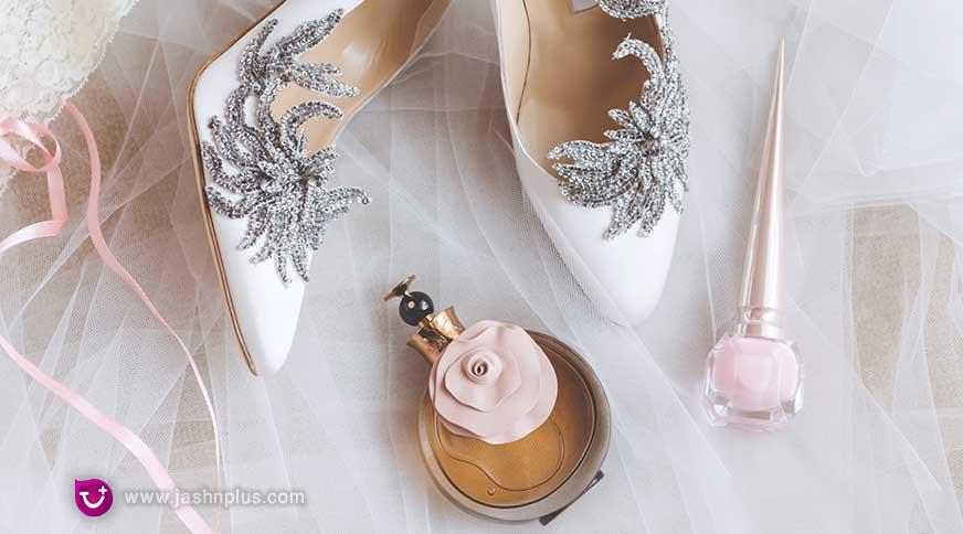 wedding day perfume - باید و نبایدهای استفاده از عطر زنانه در میهمانی ها