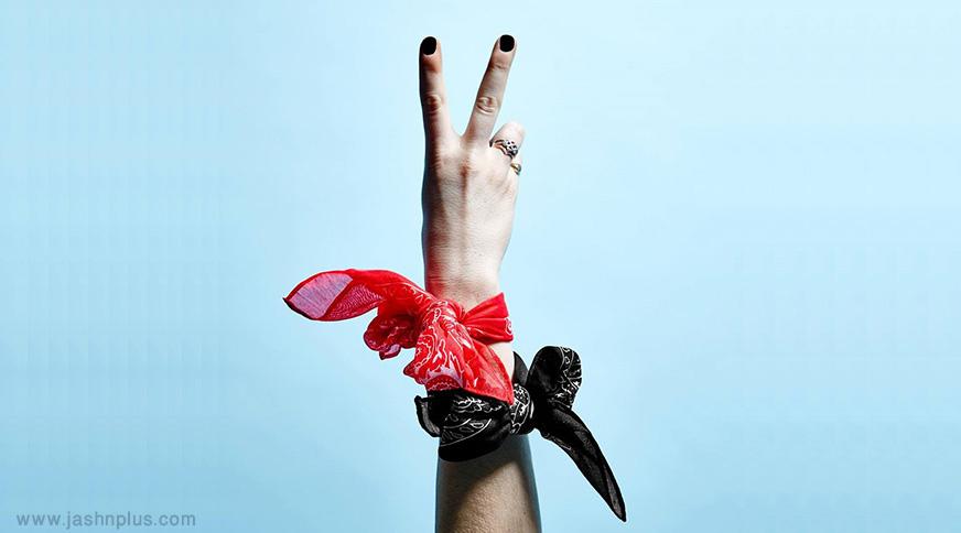 women accessories 1 - برای یک تیپ هنری در میهمانی