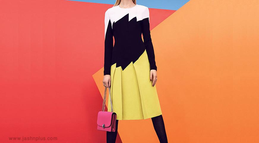 women bright style - قد بلندها برای میهمانی کدام مدل لباس را بپوشند،کدام را نپوشند؟