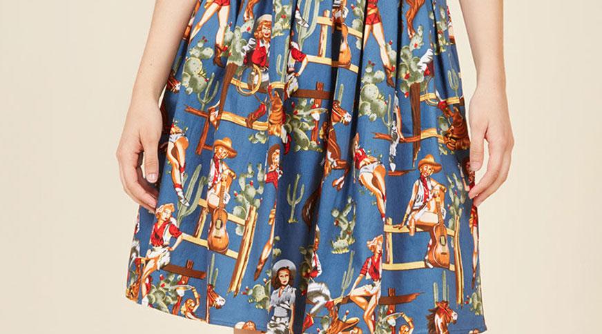 women midi skirt - قد بلندها برای میهمانی کدام مدل لباس را بپوشند،کدام را نپوشند؟