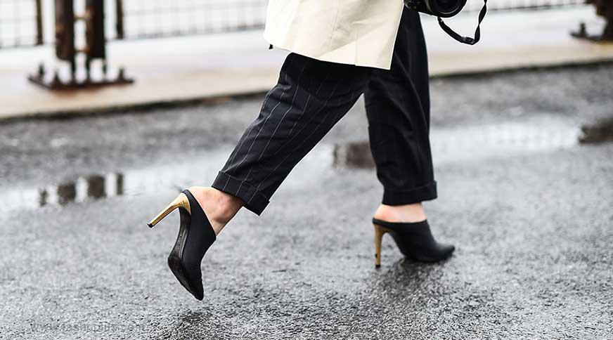 women mules trends - مدل صندل زنانه و کفش تابستانی برای میهمانی
