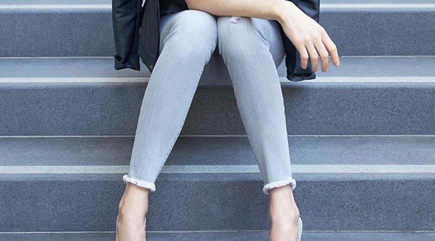 women skinny jeans - قد بلندها برای میهمانی کدام مدل لباس را بپوشند،کدام را نپوشند؟