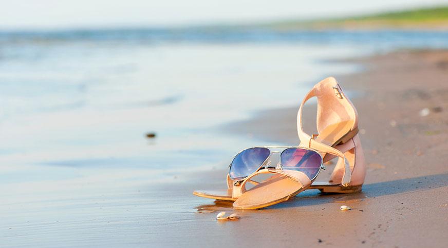 women straped sandals - مدل صندل زنانه و کفش تابستانی برای میهمانی