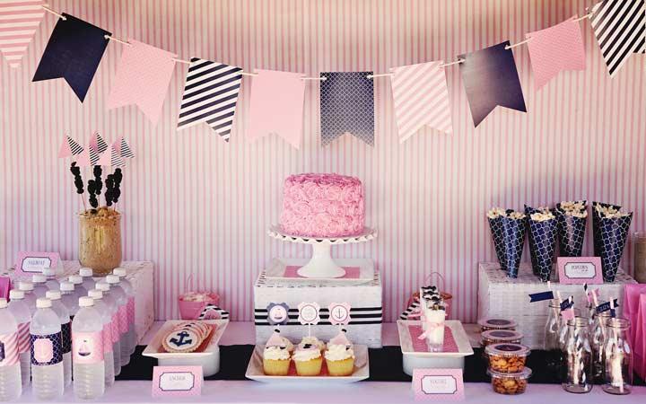جشن تولد - بهترین ایده ها برای برگزاری یک جشن تعیین جنسیت با شکوه