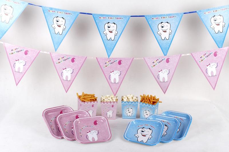 dandon1 - بهترین ایده ها برای تم جشن دندونی کودک