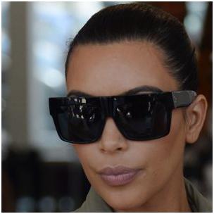 1 10 - برای انتخاب عینک آفتابی برای صورت های بیضی به چه نکاتی باید توجه نمود؟