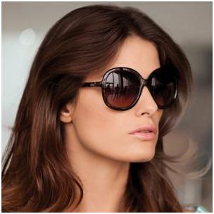 1 11 - برای انتخاب عینک آفتابی برای صورت های بیضی به چه نکاتی باید توجه نمود؟
