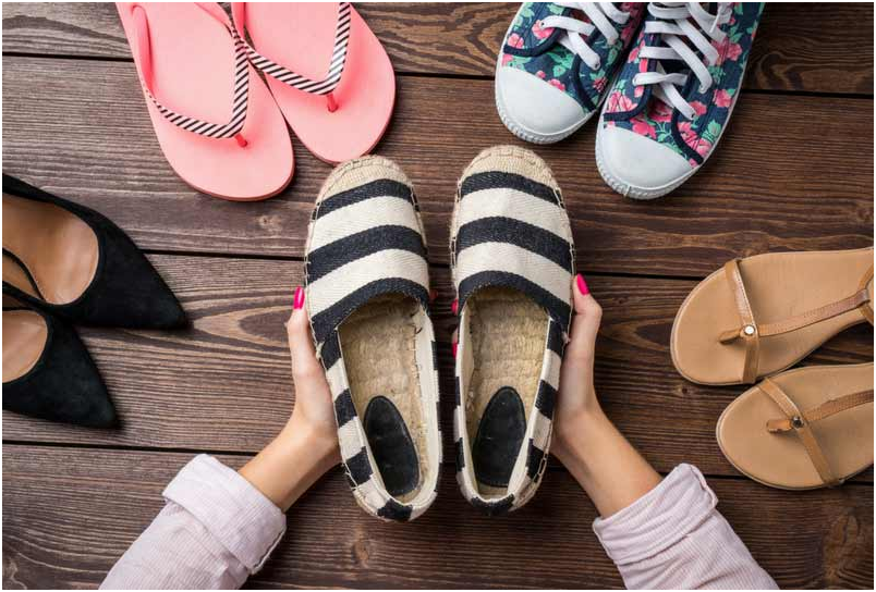 Untitled 14 - انتخاب کفش زنانه مناسب برای شرکت در مهمانی