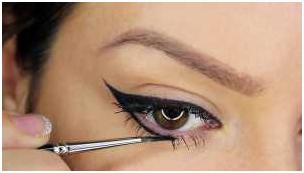 1 15 - برای داشتن آرایش سریع و شیک در مهمانی چه باید کرد؟