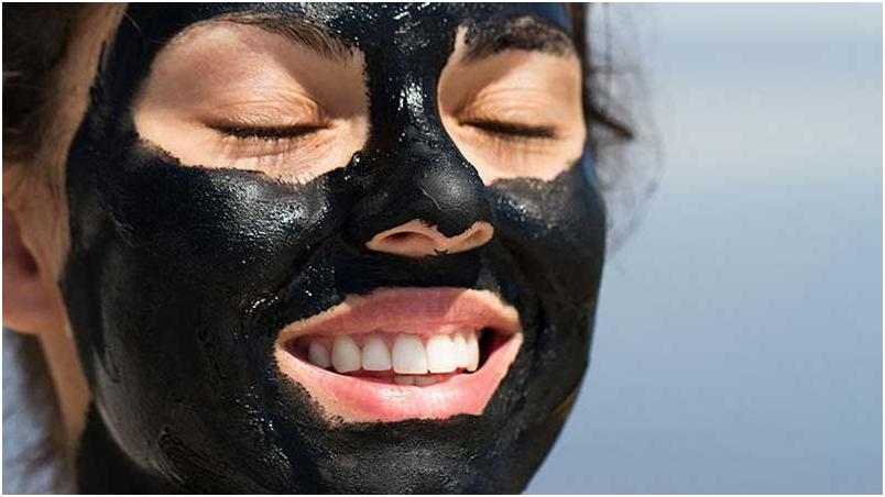 1 5 - آموزش ماسک زغال برای از بین بردن جوش های سر سیاه صورت