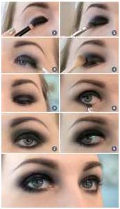 2 8 - بهترین رنگ سایه چشم غلیظ برای رفتن به مهمانی