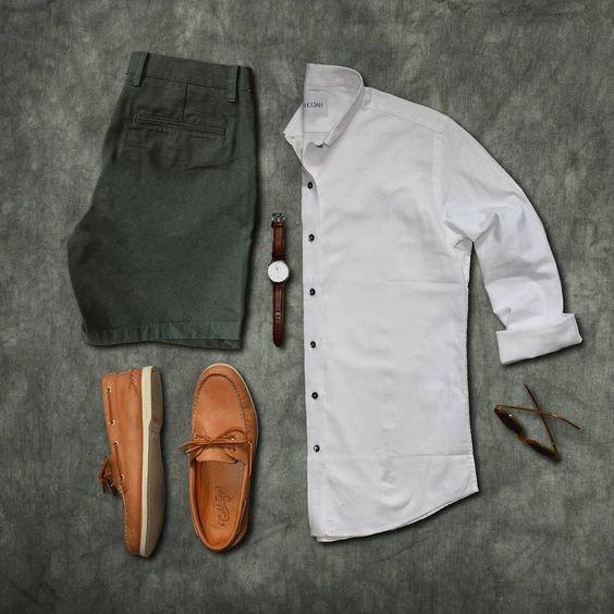 سفید25 - 20 مدل شیک و راحت از تیپ مردانه اسپرت