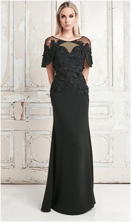 6 2 - جدیدترین مدل لباس مجلسی بلند شیک و زیبا به همراه تصاویر