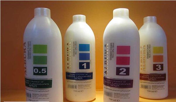 2 - چگونه نسبت استاندارد اکسیدان به رنگ مو را اندازه گیری کنیم؟