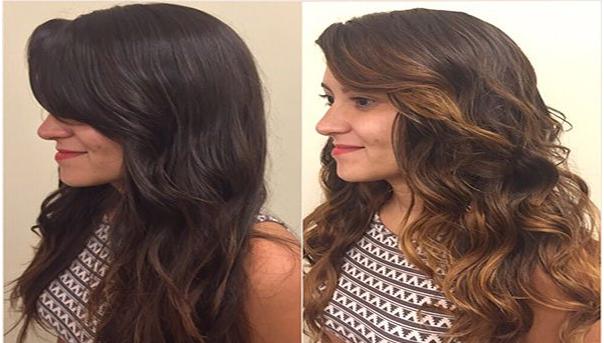 3 2 - بالیاژ مو چیست؟ همه چیز درباره بالیاژ مو و نحوه انجام آن