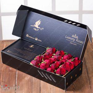 جعبه گل رویال